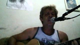 ednaldo cantando o velho caminhoneiro  webcam video 21 de November de 2011 15:39 (PST)