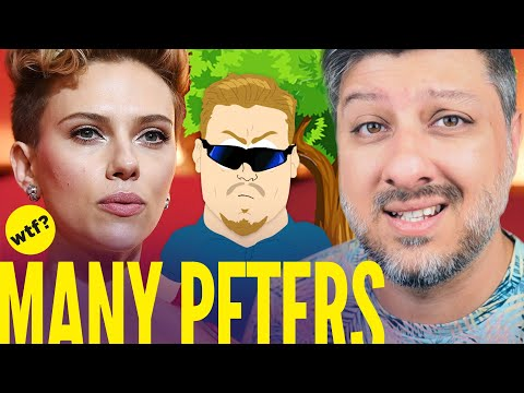 Is Scarlett Johansson Wrong? | Many Peters⁶⁰
