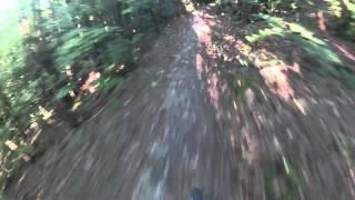 MTB Downhill GoPro Test