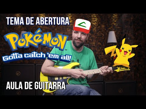 Misc Cartoons - Pokémon - Gotta Catch 'em All - Tema De Abertura