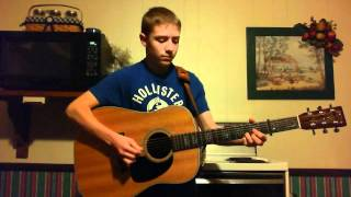 """""""The Trouble With Girls"""" by Scotty McCreery - Cover by Timothy Baker"""