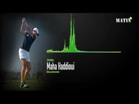 Maha Haddioui : «Grâce au golf, j'ai appris à me connaître et à dépasser mes limites»