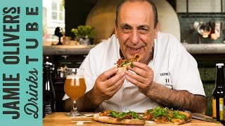 Perfect Pizza and Beer Matching with Italian Beers | Gennaro Contaldo