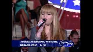 Dejana Eric - Trula visnja - Audicija za Zvezde Granda 2012/2013