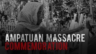 Ampatuan Massacre, Eight Years Later