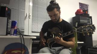 Guns N' Roses-This i love solo (cover by Martin )