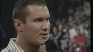 Randy Orton vs The Undertaker (Commento di Ciccio Valenti e Christian Recalcati)