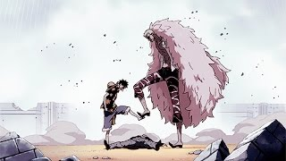 One pice -Dressrosa AMV (blue skies