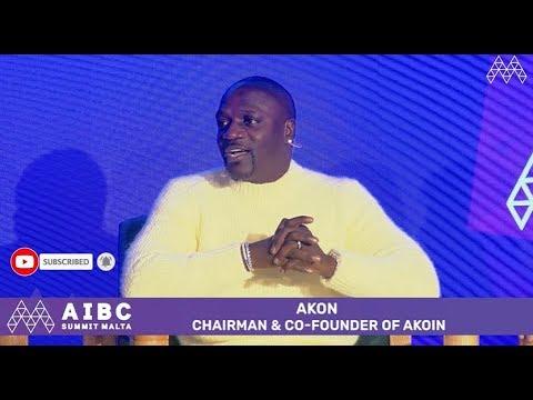 Akon, Cryptocurrency, Bitcoin, Senegal