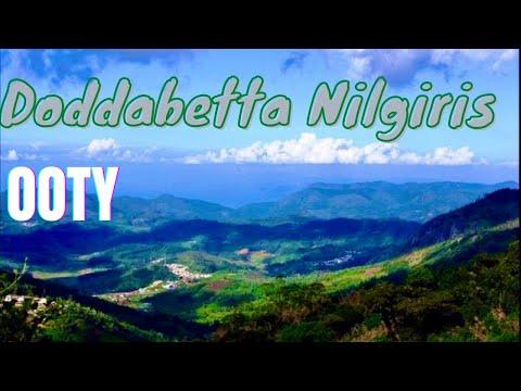Ooty Doddabetta Highest Mountain in Nilgiri Hills India – Part 2 *HD*
