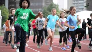 Ecole d'athlétisme du Paris Avenir Athletic