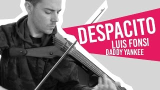 Despacito - Luis Fonsi (Violin LIVE Cover by Robert Mendoza)