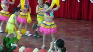 TAIWAN'KIDS DANCE SEXY DANCER