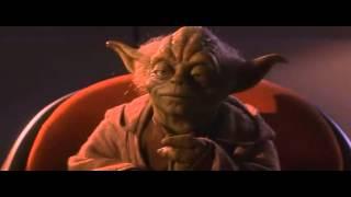 Yoda - Côté obscur, la peur en toi!