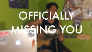 Officially Missing You - Tamia Cover