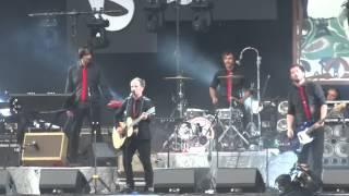 Dionysos - Song For Jedi (Live) - Rock En Seine 2012, Paris, FR (2012/08/24)