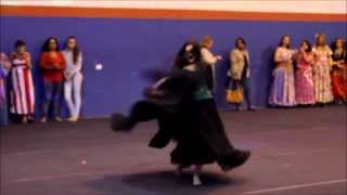 Lady Agatha Daae - Dança Cigana