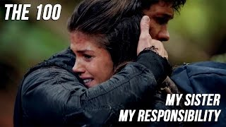 the 100 || my sister, my responsibility