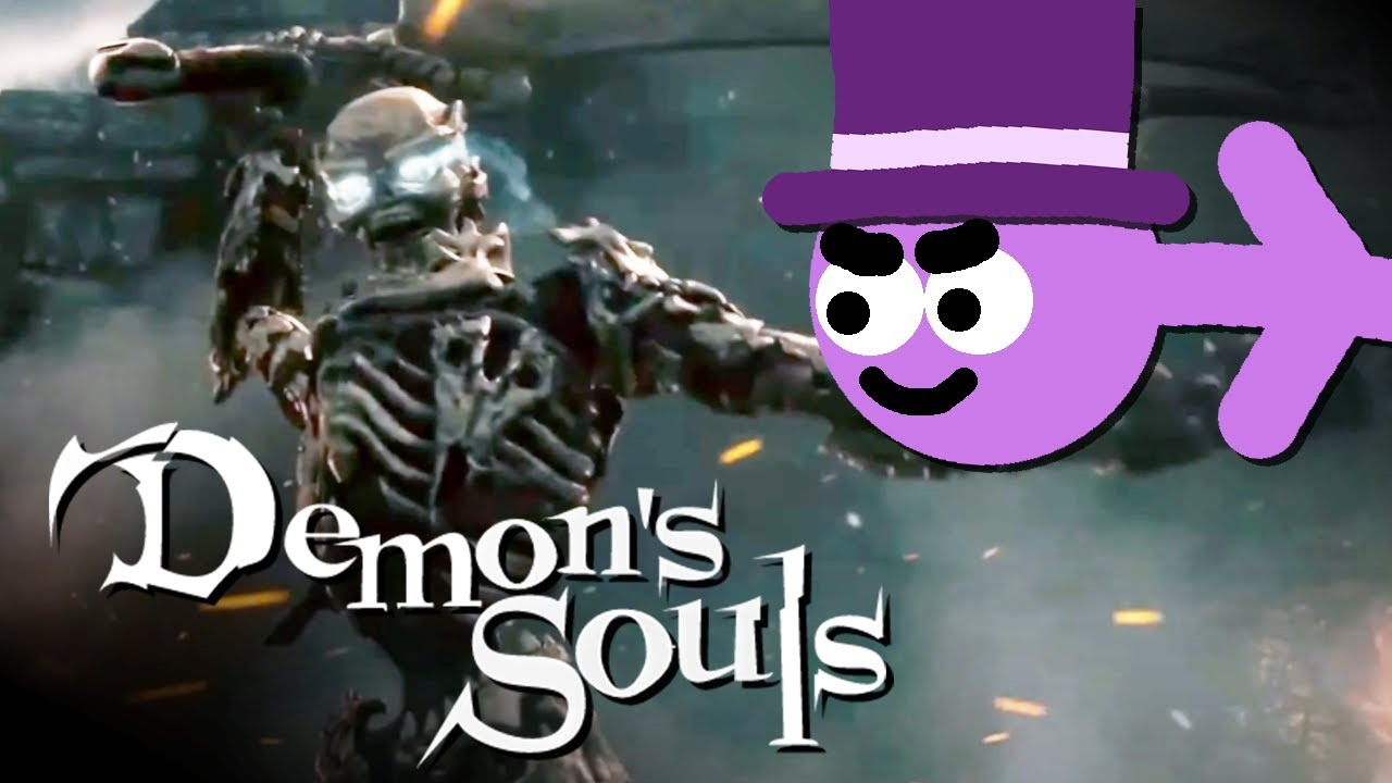 Zombey - DEMONS SOULS (PS5) - Tag 5! Finale!