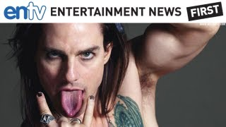 Tom Cruise Rock Of Ages Performance: Def Leppard Gives Thumbs Up To Cruise Ballads
