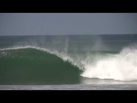 Nicaragua Surf at Colorados from Playa Colorado Condo