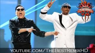 Psy ft. LMFAO & Mc Hammer - Sexy Gangnam Style (Remix) [2013]
