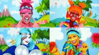 Trolls Music Video Happy Cloud Family Friendly. Totally TV from Disney Toys Fan.