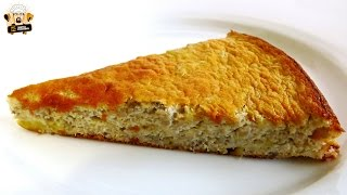 2 INGREDIENT HOMEMADE BANANA CAKE RECIPE