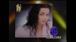 Comercial do LP 'Top model - Nacional' (1989)