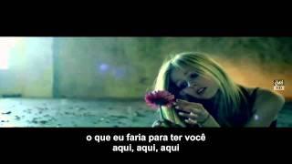 Avril Lavigne - Wish You Were Here (Legendado) HD