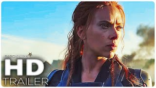 BLACK WIDOW Official Trailer (2020) Scarlett Johansson, Marvel Superhero Movie HD
