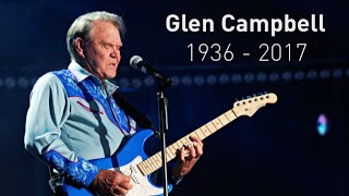 RIP Glen Campbell: Rhinestone Cowboy singer dies aged 81