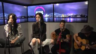 "The Veronicas Perform Acoustic Version of ""If You Love Someone"""