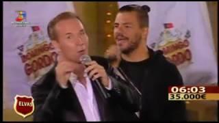 """Cantor EMANUEL """"Zumbawe"""" em ELVAS na Festa Senhor Jesus da Piedade 2016 - Contactos"""