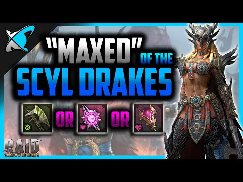 """MAXED"" Scyl of the Drakes 