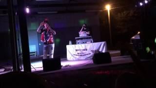 Upchurch live at Hick Hop Fest Plantersville, MS 2016