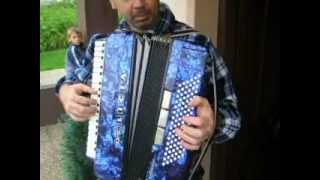 Child in Time on accordion