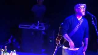 Everlast Live @ The Sinclair  2014 Bill Withers - Lean On Me cover