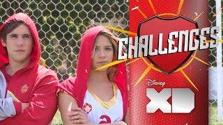 Tiros Ciegos | Gabo y Zoe vs. Lorenzo y Martina | O11CE Challenges