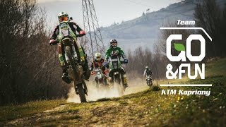 Team GO&FUN KTM Kapriony - Promo video 2015