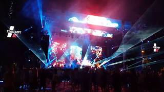 Gareth Emery - Into The Light (Alex M.O.R.P.H. Remix) Timeshift Festival