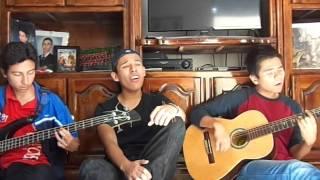 El último beso - Cover - El Chávez, Pollo y Cristian