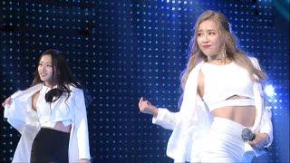 KrieSha Tiu & Jeon Minju|크리샤 츄·전민주, 숨 막히는 무대 장악력 'Problem' 《KPOP STAR 6》 K팝스타6 EP16
