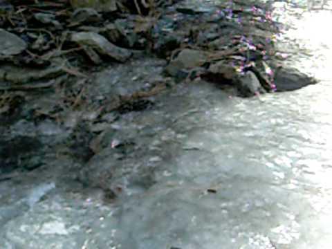 Anapurna Trek – Icewater