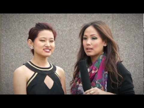 Miss UK Nepal 2011, Contestant No: 5 (Gaumaya Gurung)