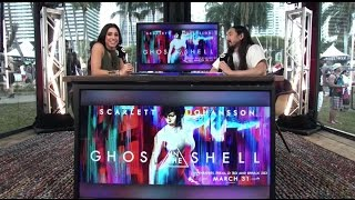 Ghost in the Shell & Steve Aoki at #Ultra2017