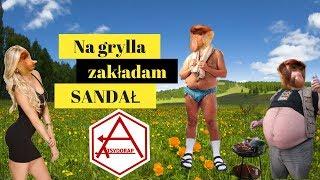 Janusz - Na gryla zakładam sandał (Łobuzy - Dla Ciebie kupię se spodnie PARODIA)   Atsydorap