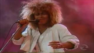 tina turner show some respect rare video