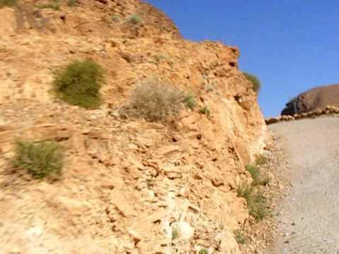 Morocco Mountain Road – Igmir 2