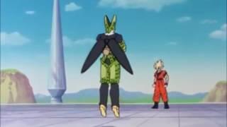 Kai - Goku VS Cell Round 1